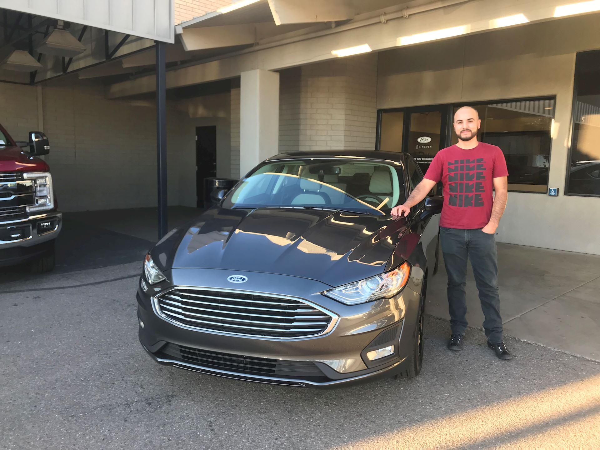 Holmes Tuttle Ford >> Customer Review Of Ramon Farias By Holmes Tuttle Ford Lincoln