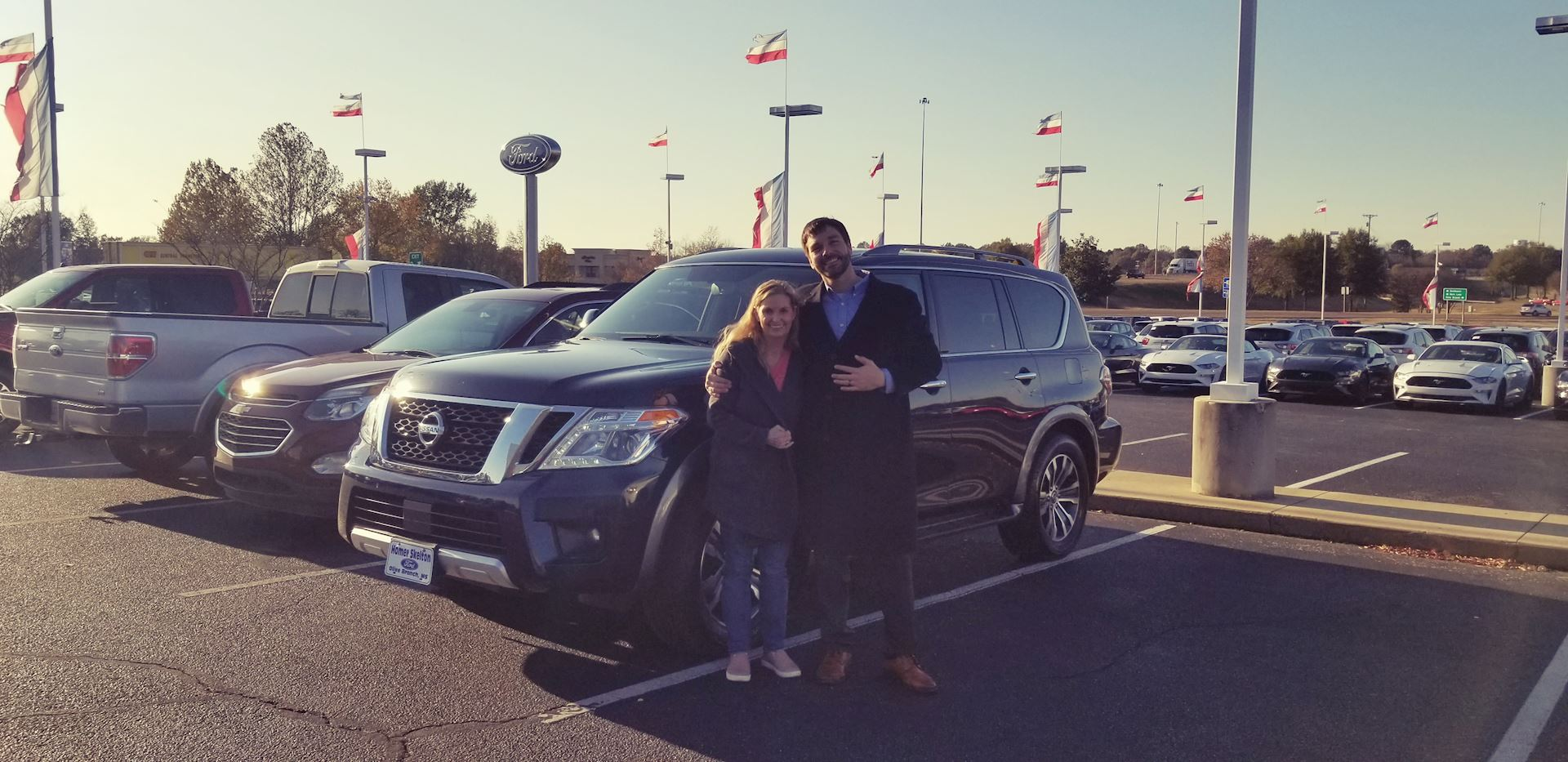 Homer Skelton Ford Olive Branch >> Customer Review of Cody Brown by Laura Crouch   Homer ...