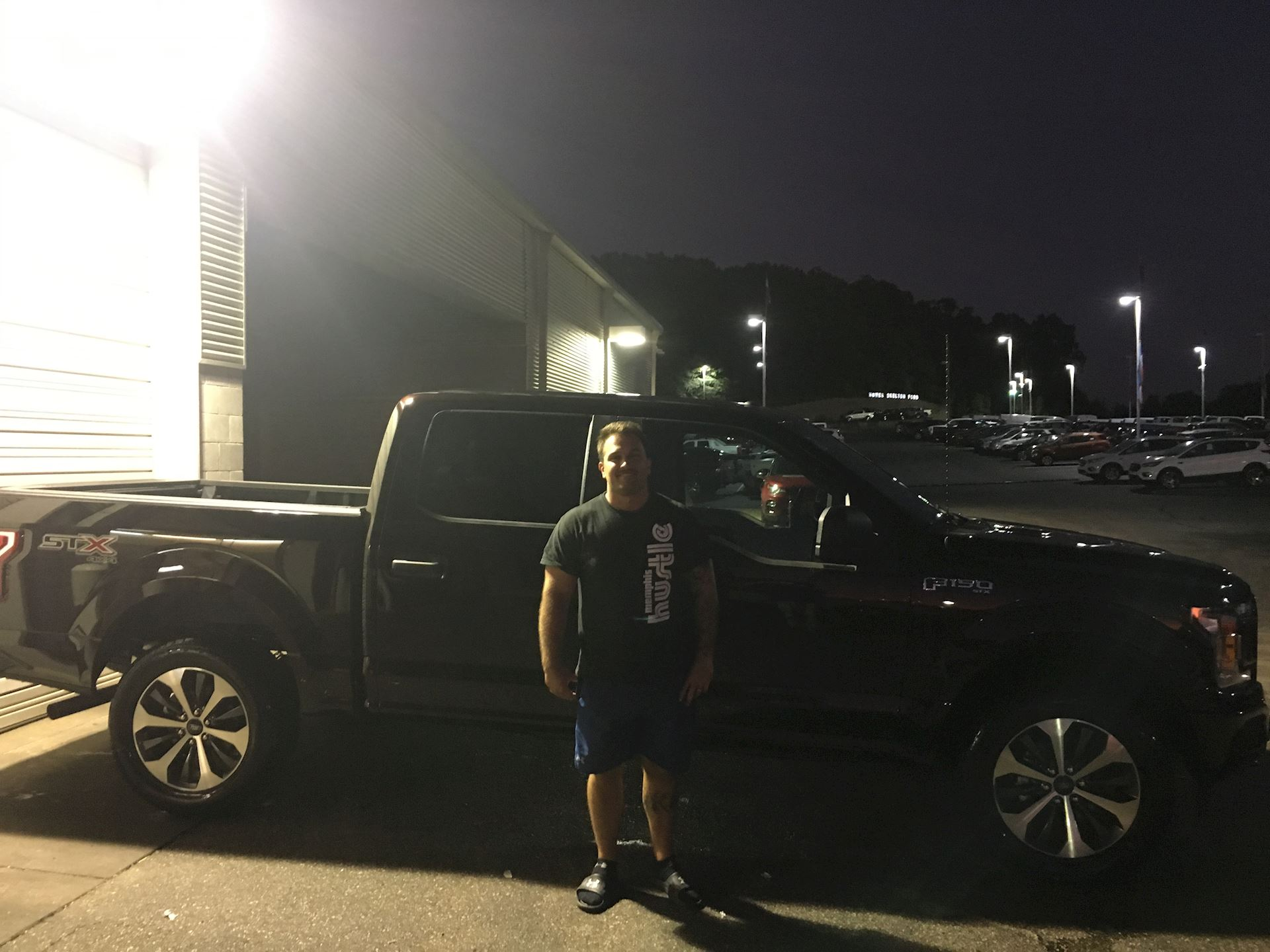 Ford Dealerships In Mississippi >> Customer Review Of Eric Johnston By Justin Morris Homer