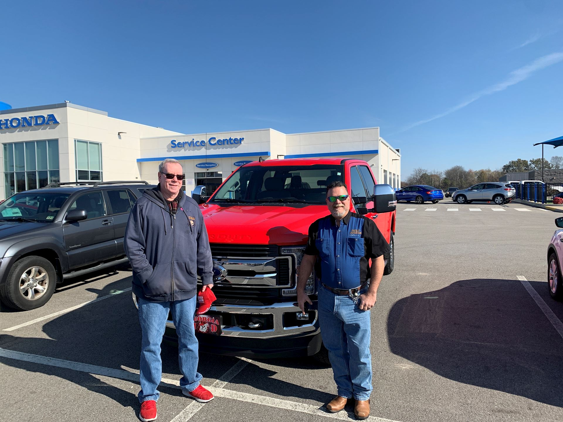 Clarksville TN Jenkins-Wynne-Ford-Honda-Lincoln Ford  Dealer Reviews | 2019 Ford F-250