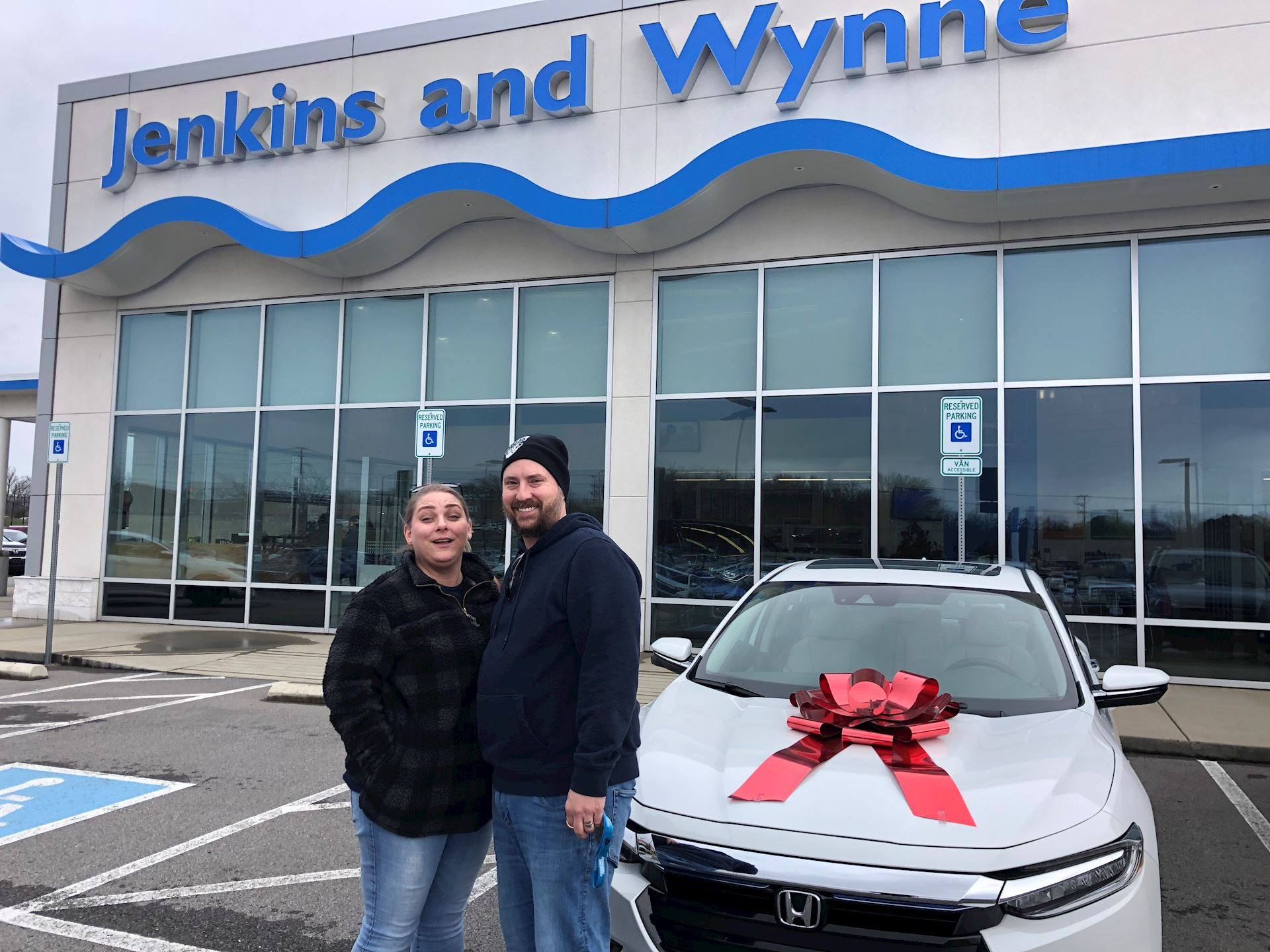 Clarksville TN Jenkins-Wynne-Ford-Honda-Lincoln  Dealer Reviews | 2019 Honda Insight