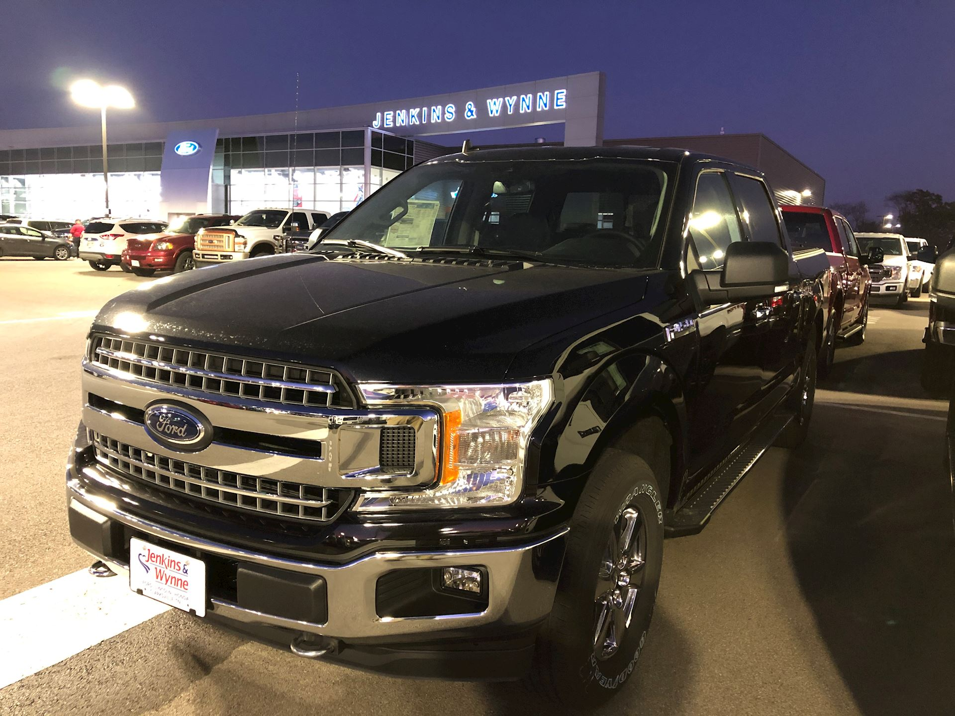 Clarksville TN Jenkins-Wynne-Ford-Honda-Lincoln Ford  Dealer Reviews | 2019 Ford F-150