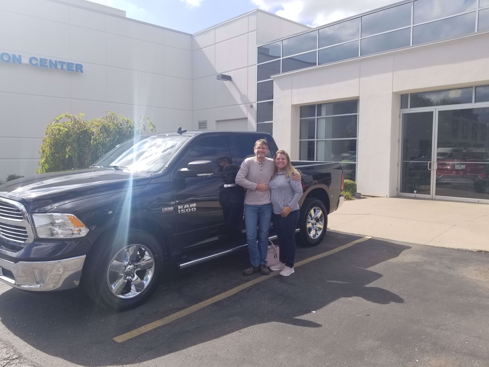 Blue-Springs MO McCarthy-Blue-Springs-Hyundai-Used-Cars  Dealer Reviews | 2017 Ram 1500