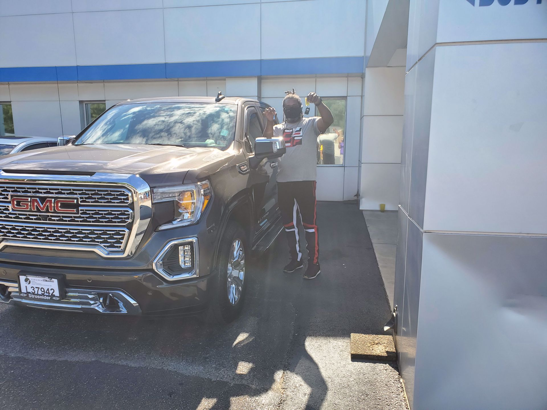 Customer Review Of Shaun Carmichael By Trussaine Silver Strosnider Chevrolet