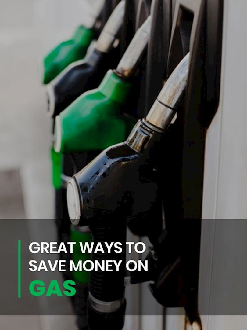 Great Ways to Save Money on Gas