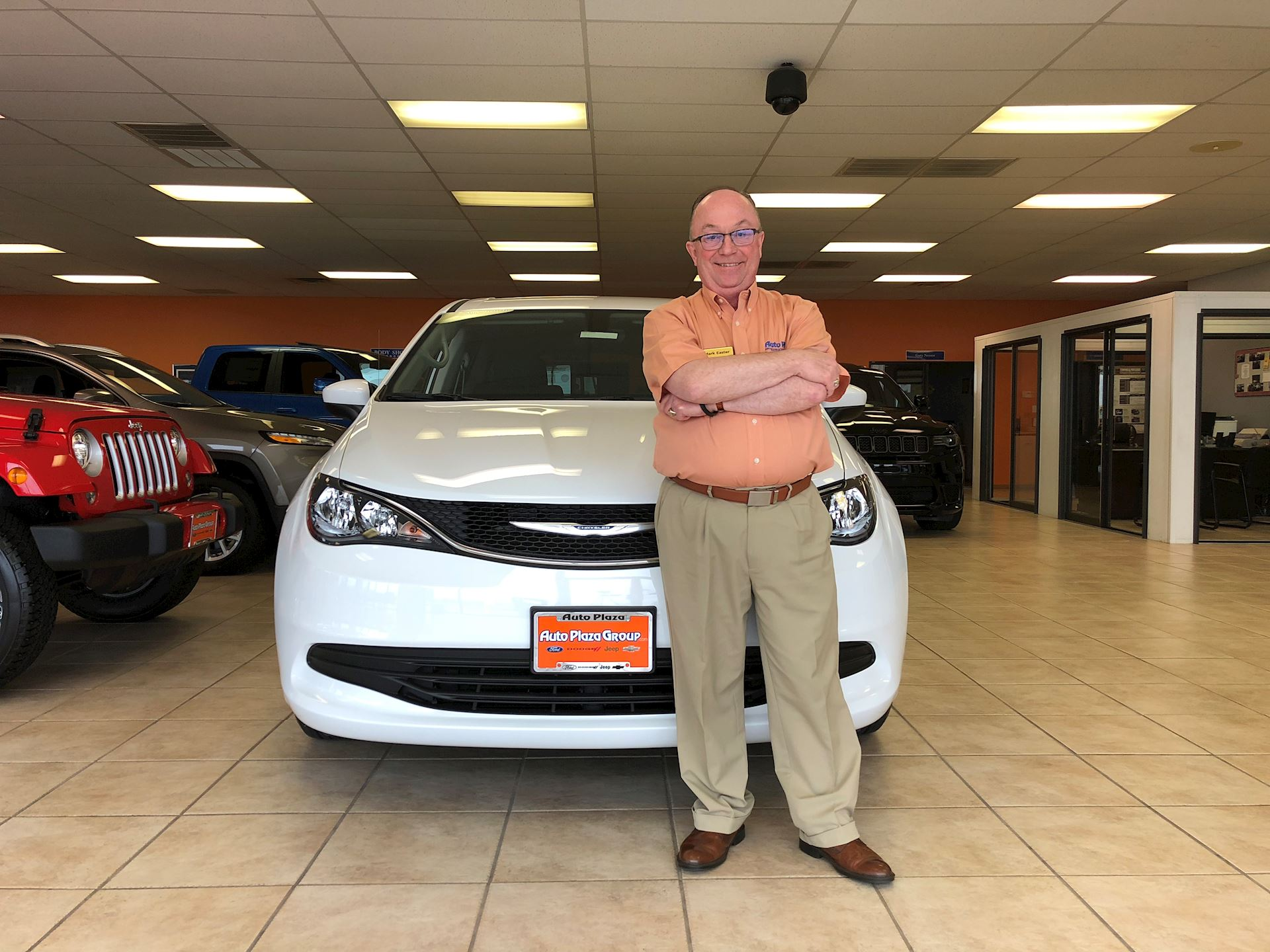 "Auto Plaza Farmington Mo >> Mark Easter ""The Old Guy"" Auto Plaza Chrysler Dodge Jeep Ram Farmington 