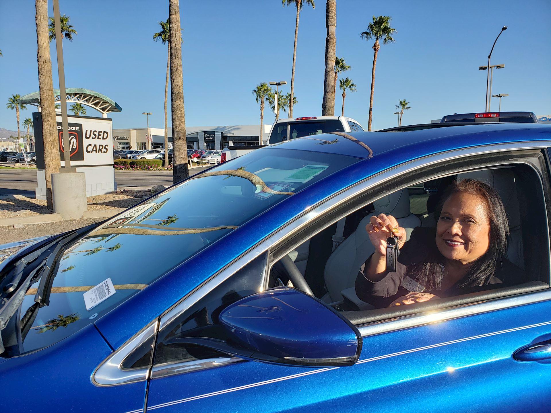 Jim Click Used Cars >> Connie Johnson Jim Click Chrysler Dodge Ram Tucson Az