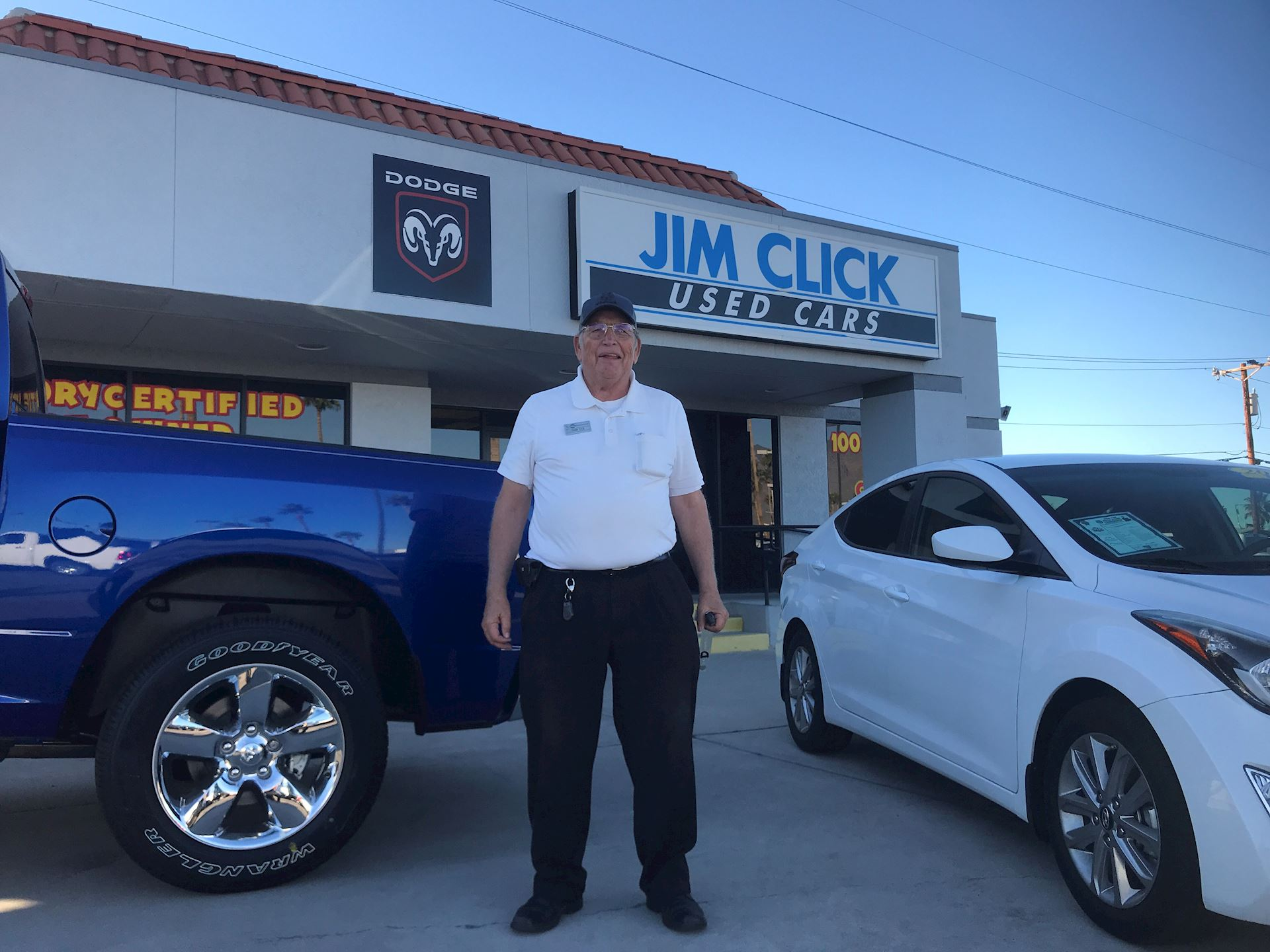 Jim Click Used Cars >> Frank Cook Jim Click Chrysler Dodge Ram Tucson Az