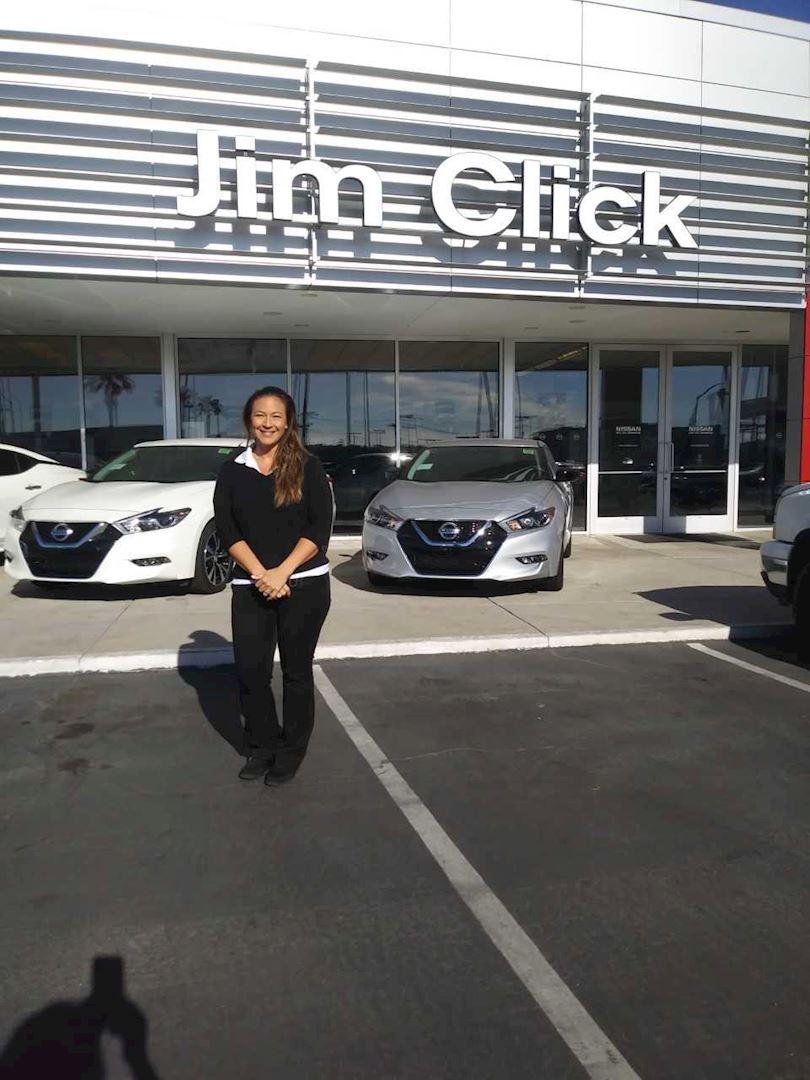 Jim Click Nissan >> Venessa Pain Jim Click Nissan Tucson Az
