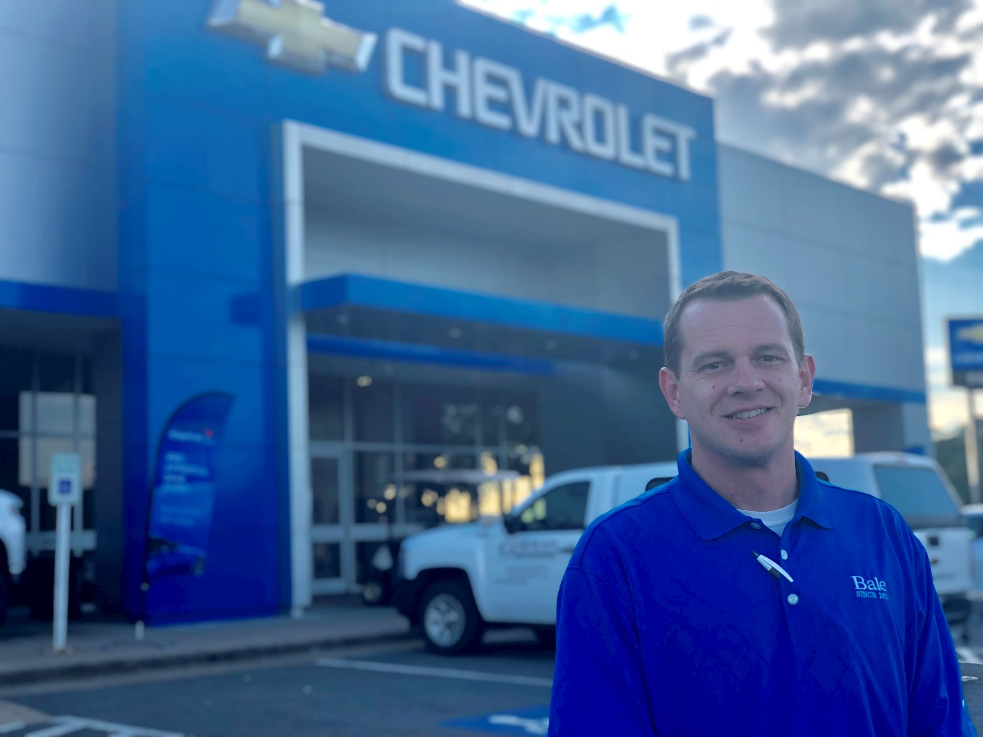 Jared Horton Bale Chevrolet Little Rock Ar