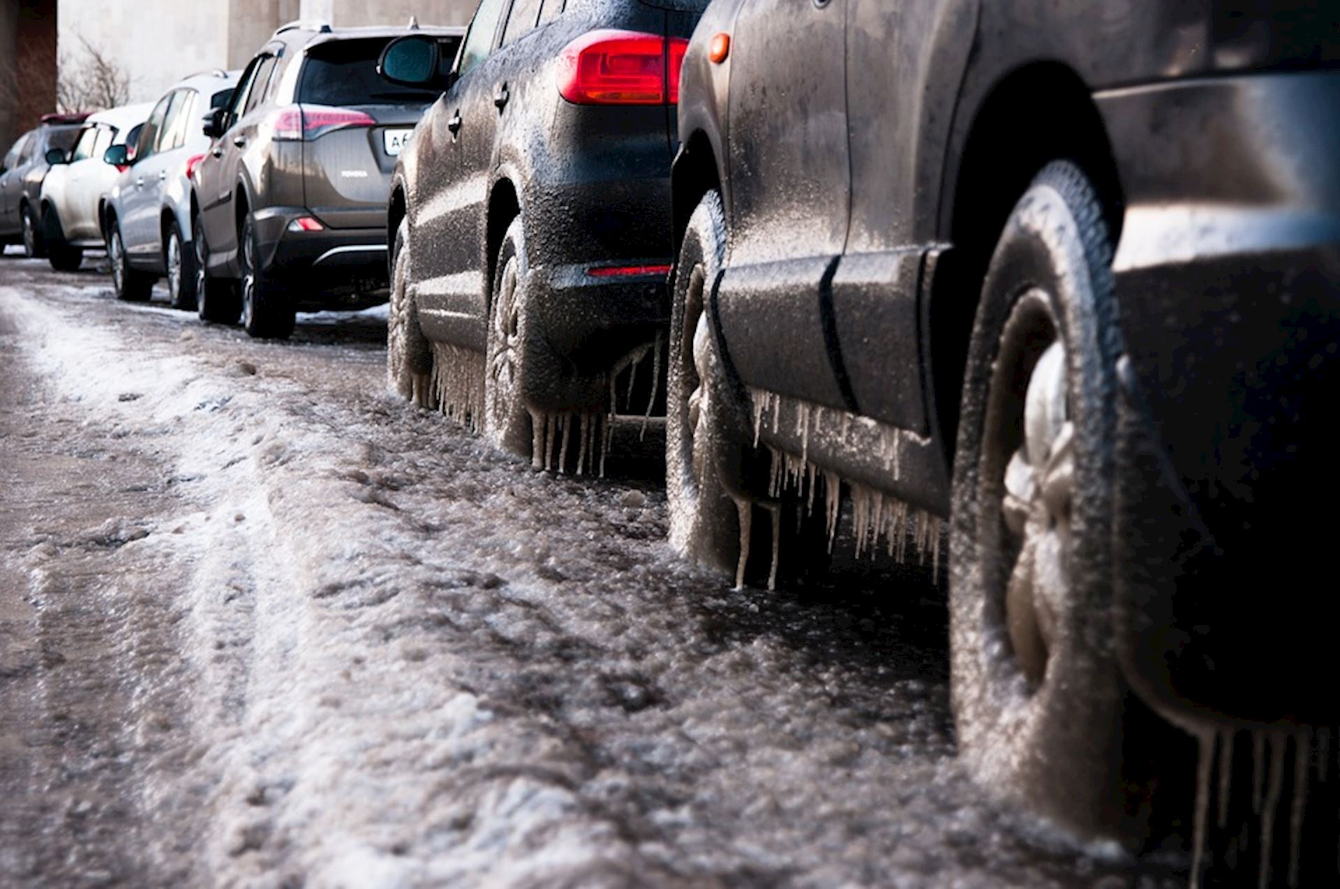 Washing Your Car During Cold Winter Months
