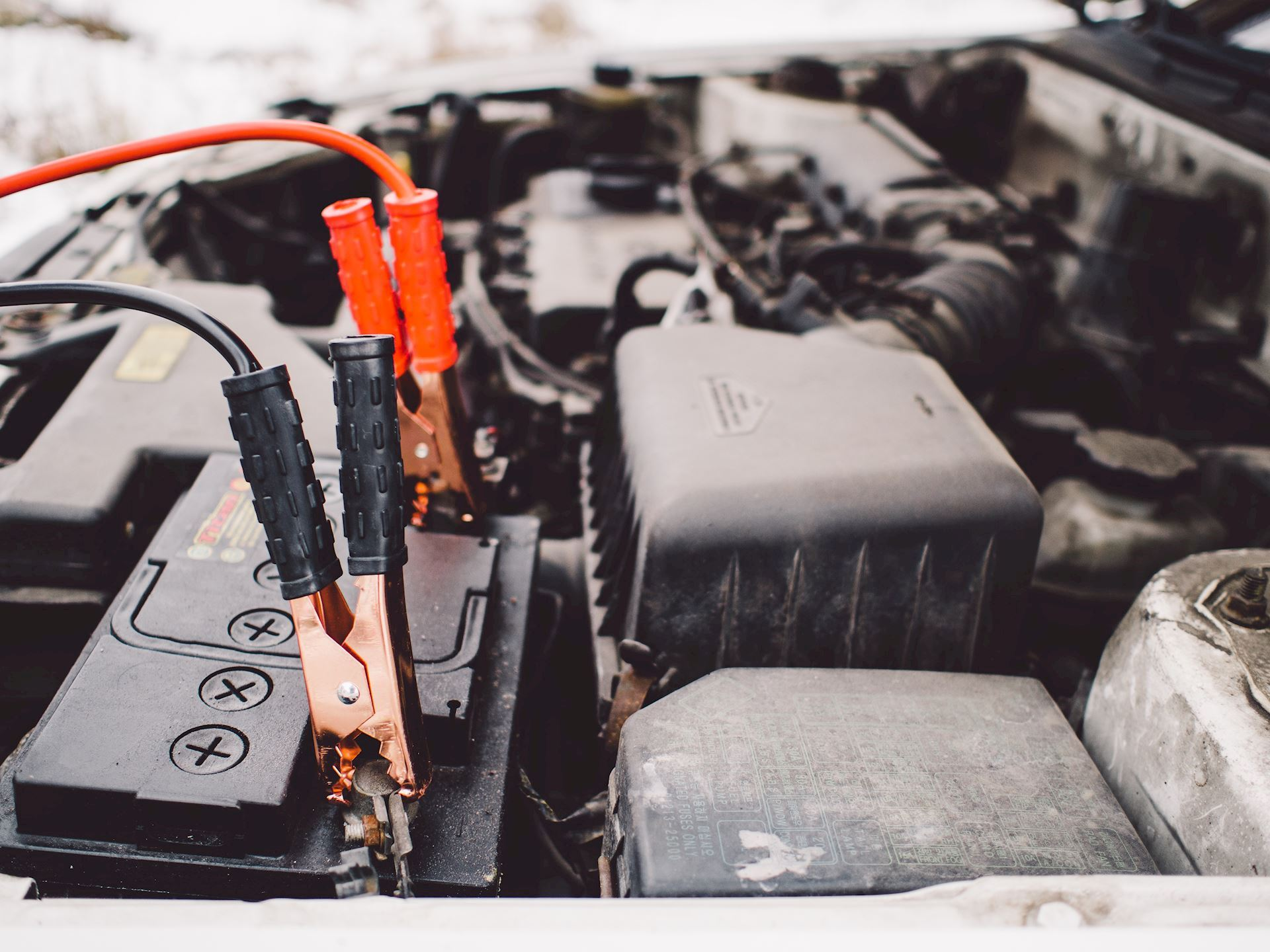 Is Your Car Battery Winter Ready?
