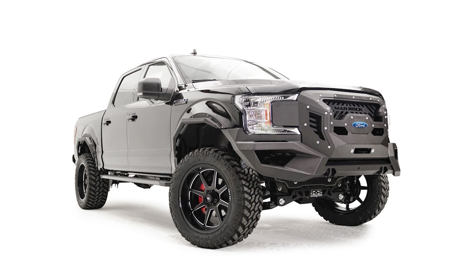 Have You Heard About The Ford F-150 Mad Rock From Rocky Ridge?