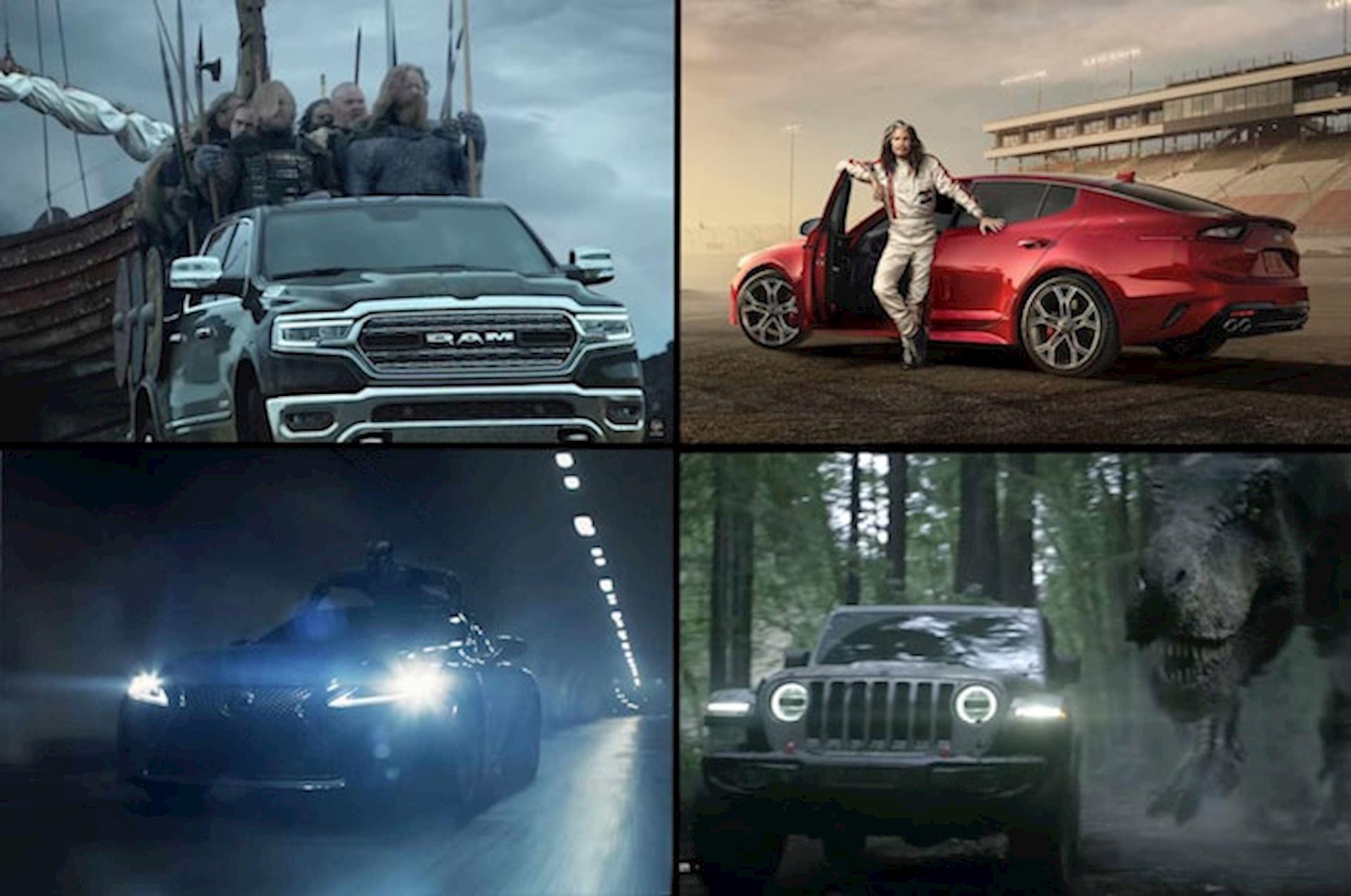The Car Commercials Of Super Bowl LII