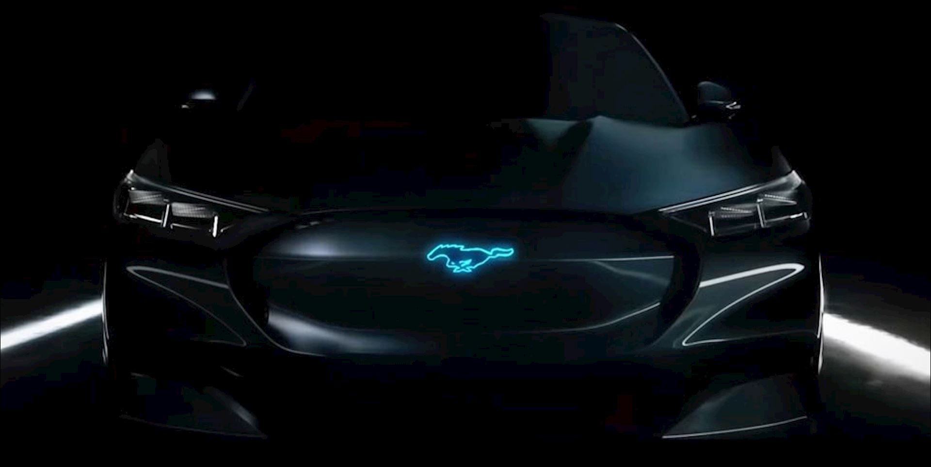 Electric Mustang will be here before you know it!!