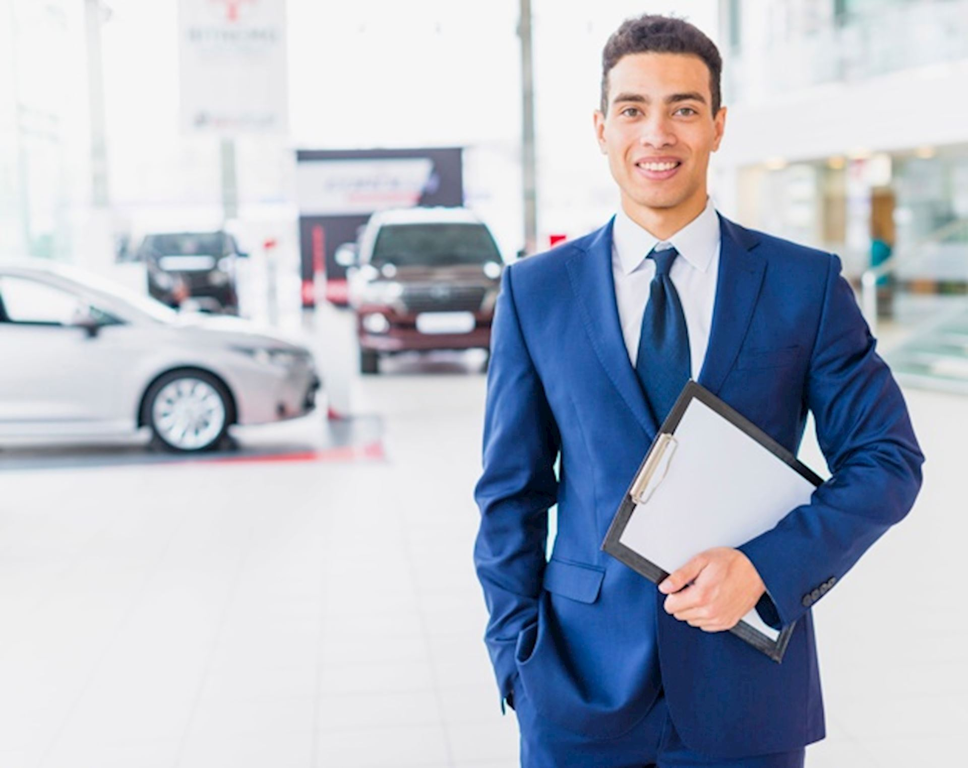 Your Ultimate Car Sales Professional Has Arrived