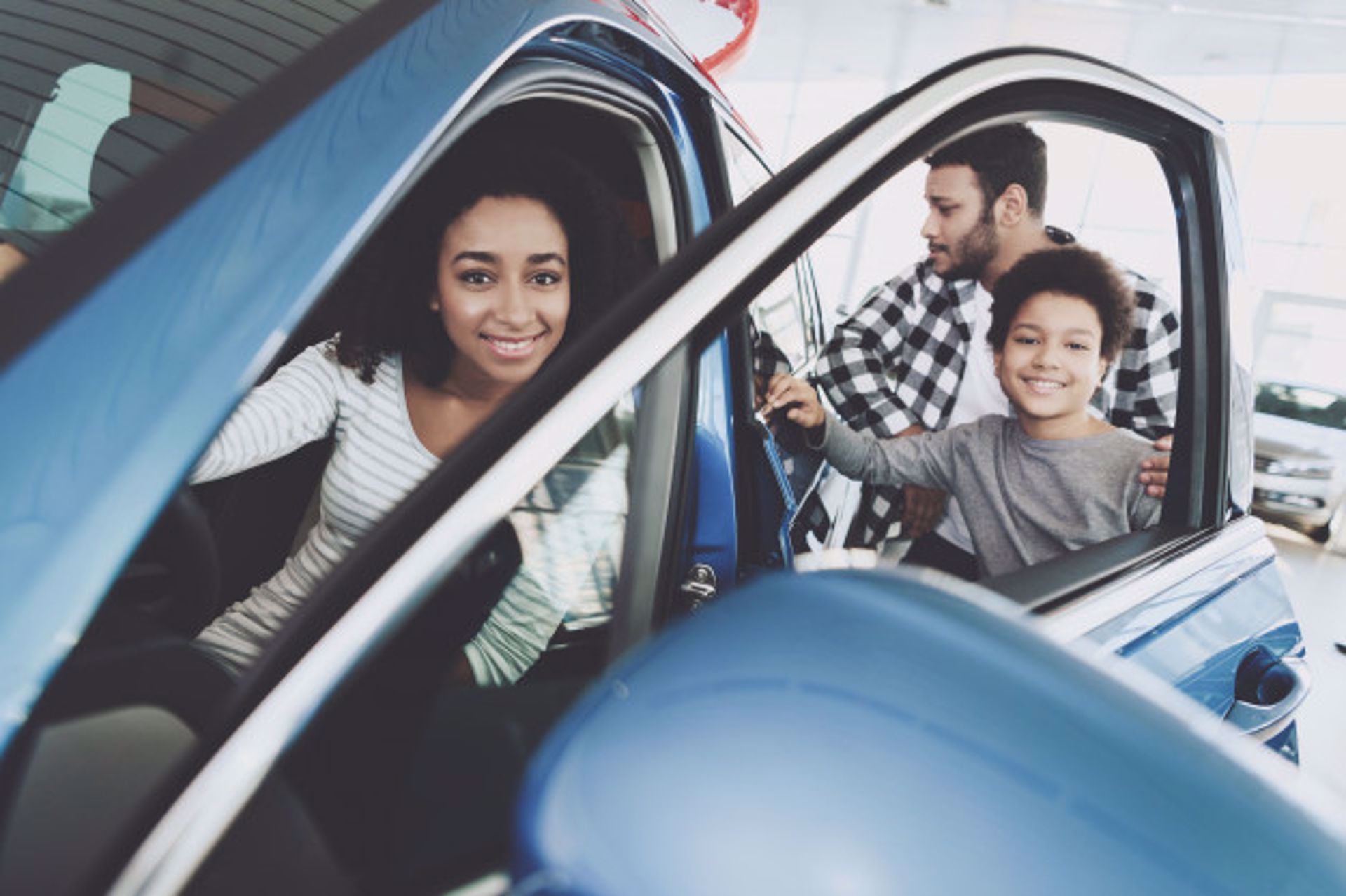 5 Things To Look For in a Family Car