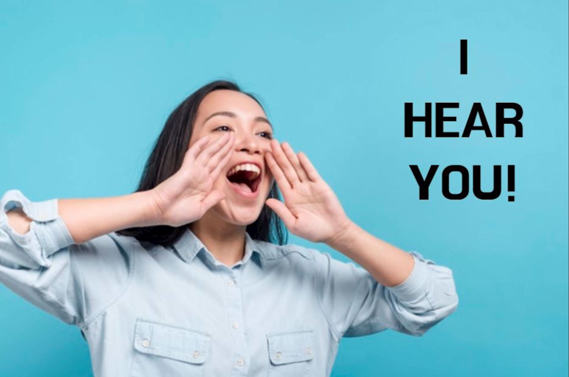 The Importance of Being Heard – I am Your Listening Salesperson