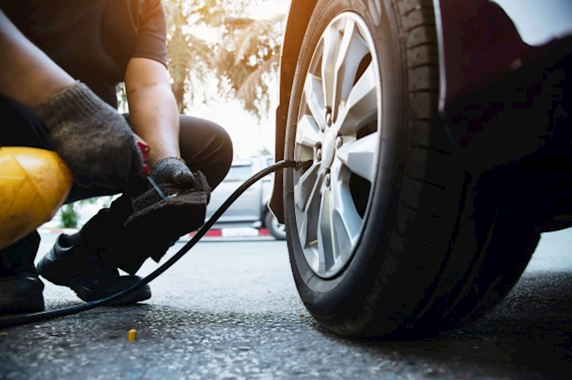 Have You Noticed Your Tires Losing Air In Cold Weather?