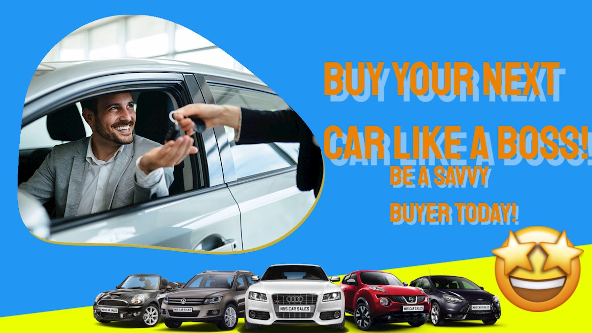 Buy Your Next Car Like a Boss!