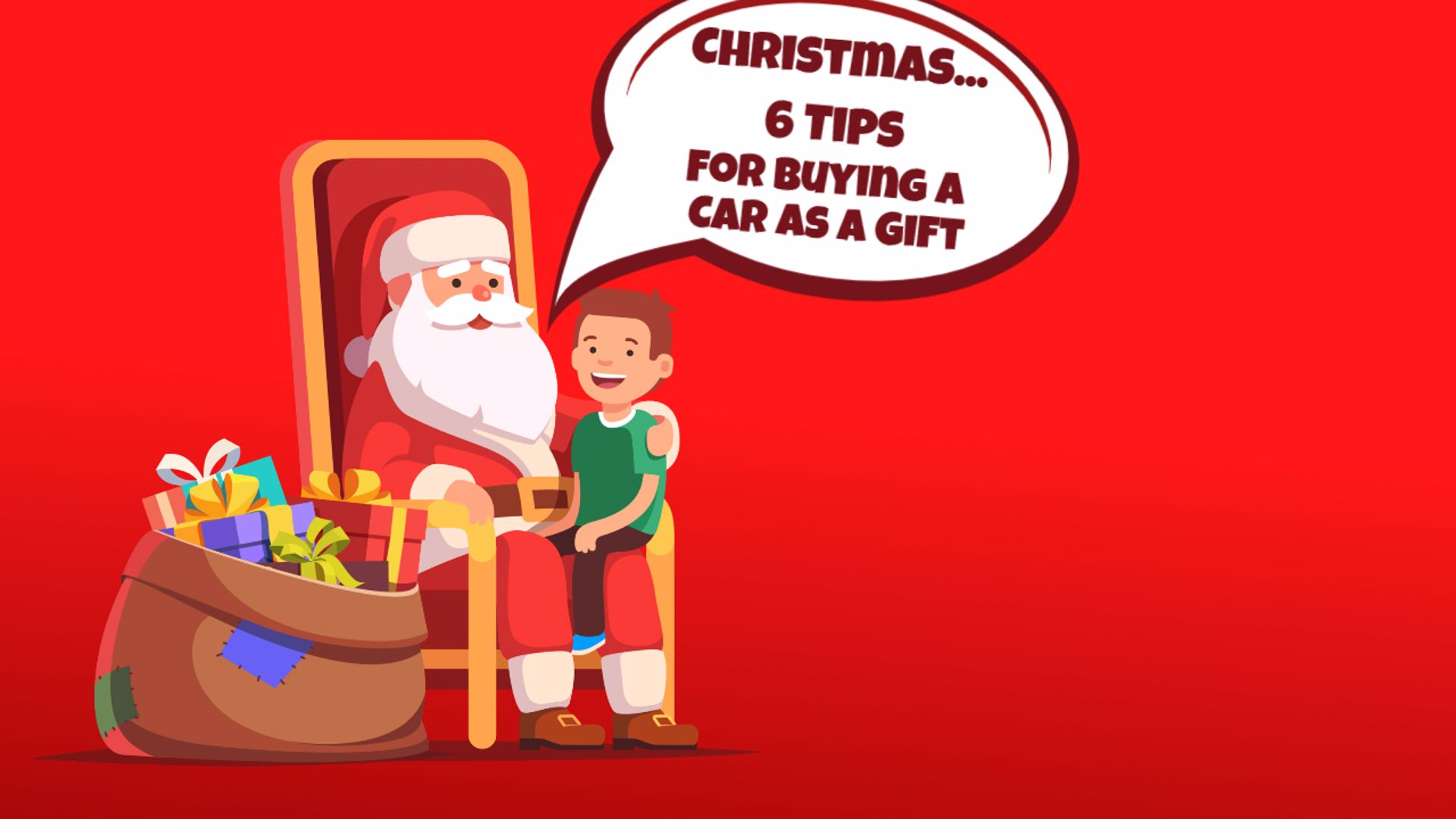 Christmas 6 Tips for Buying a Car as a Gift