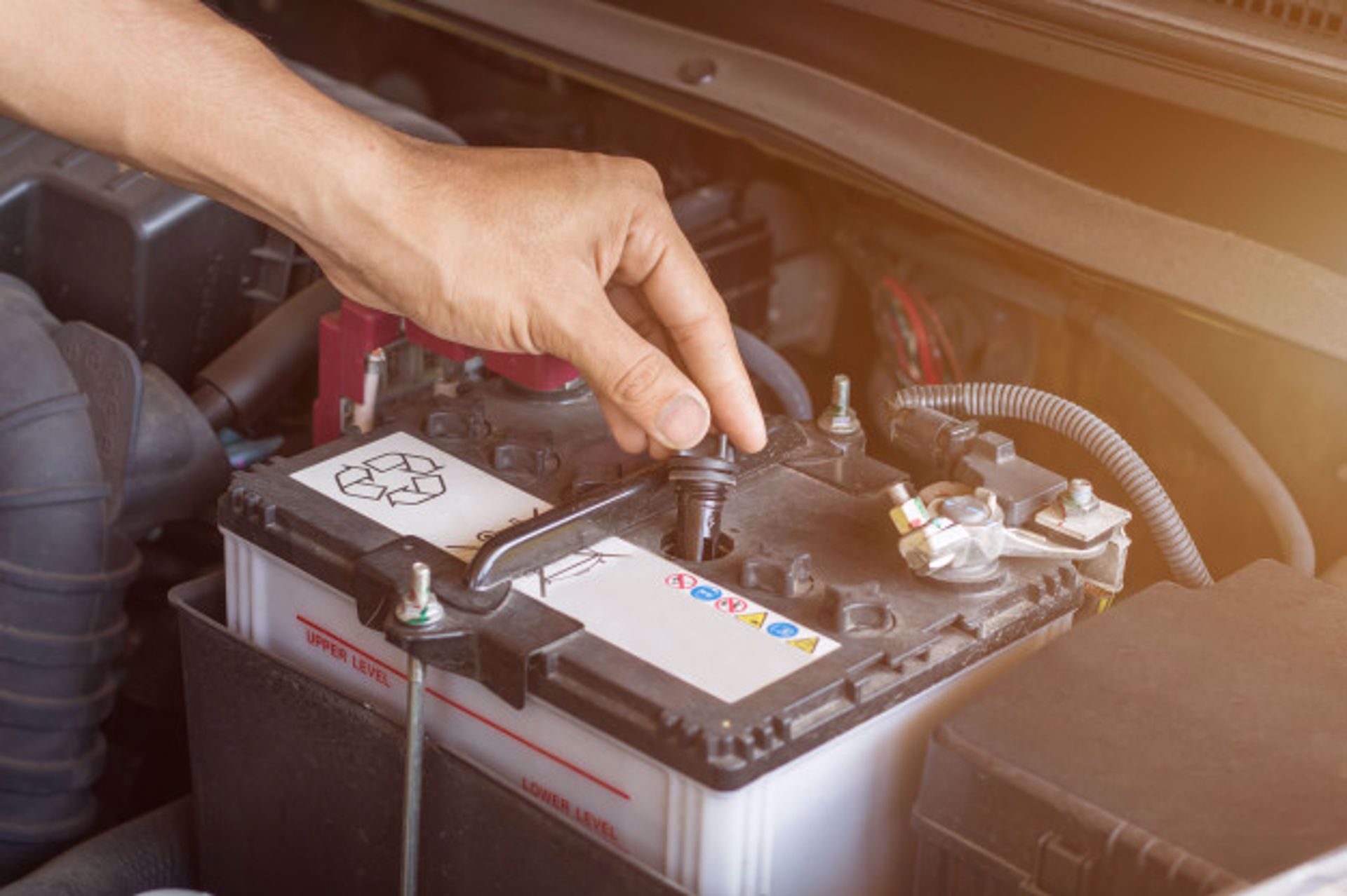 How to Maintain a Cool Battery in the Summer Heat