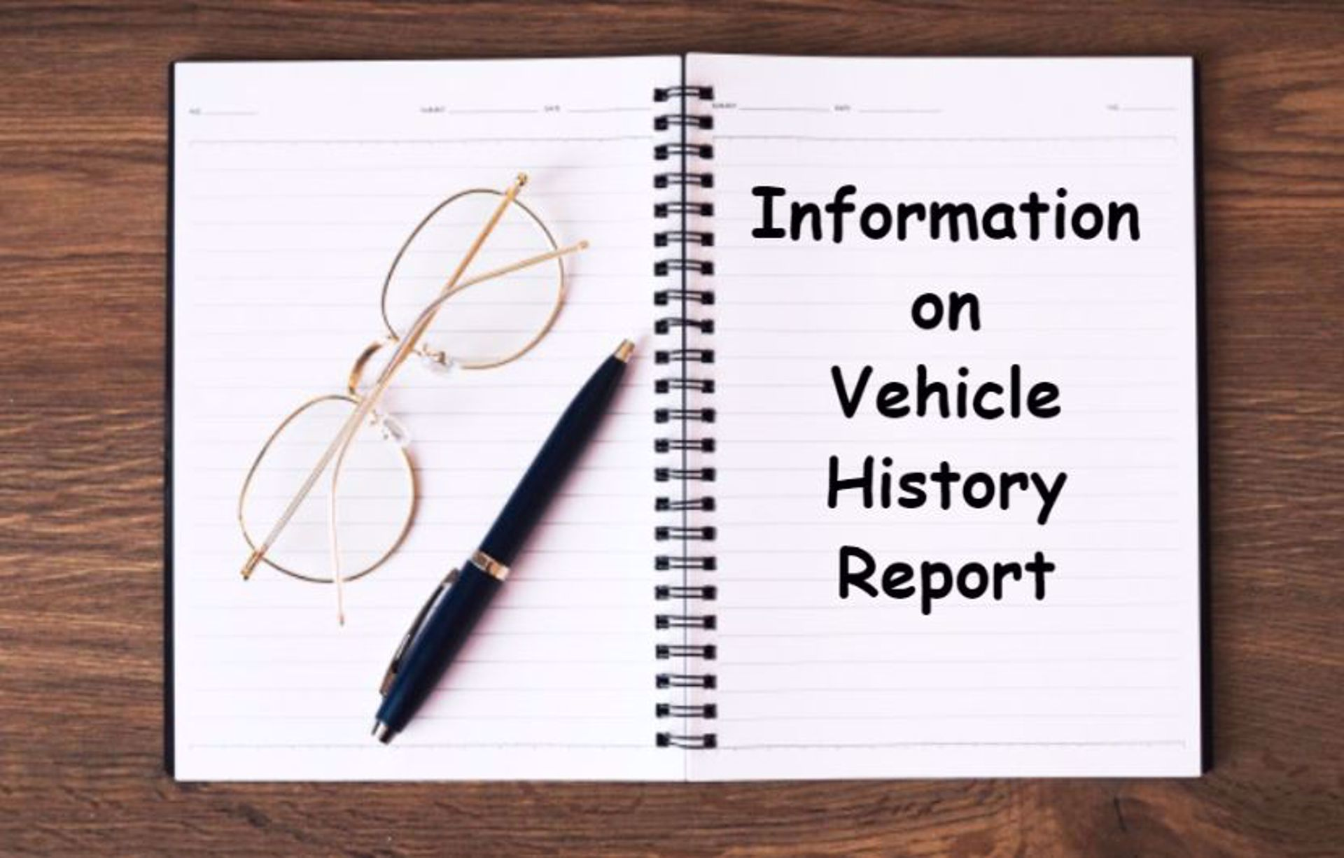 What is on Your Vehicle's History Report?