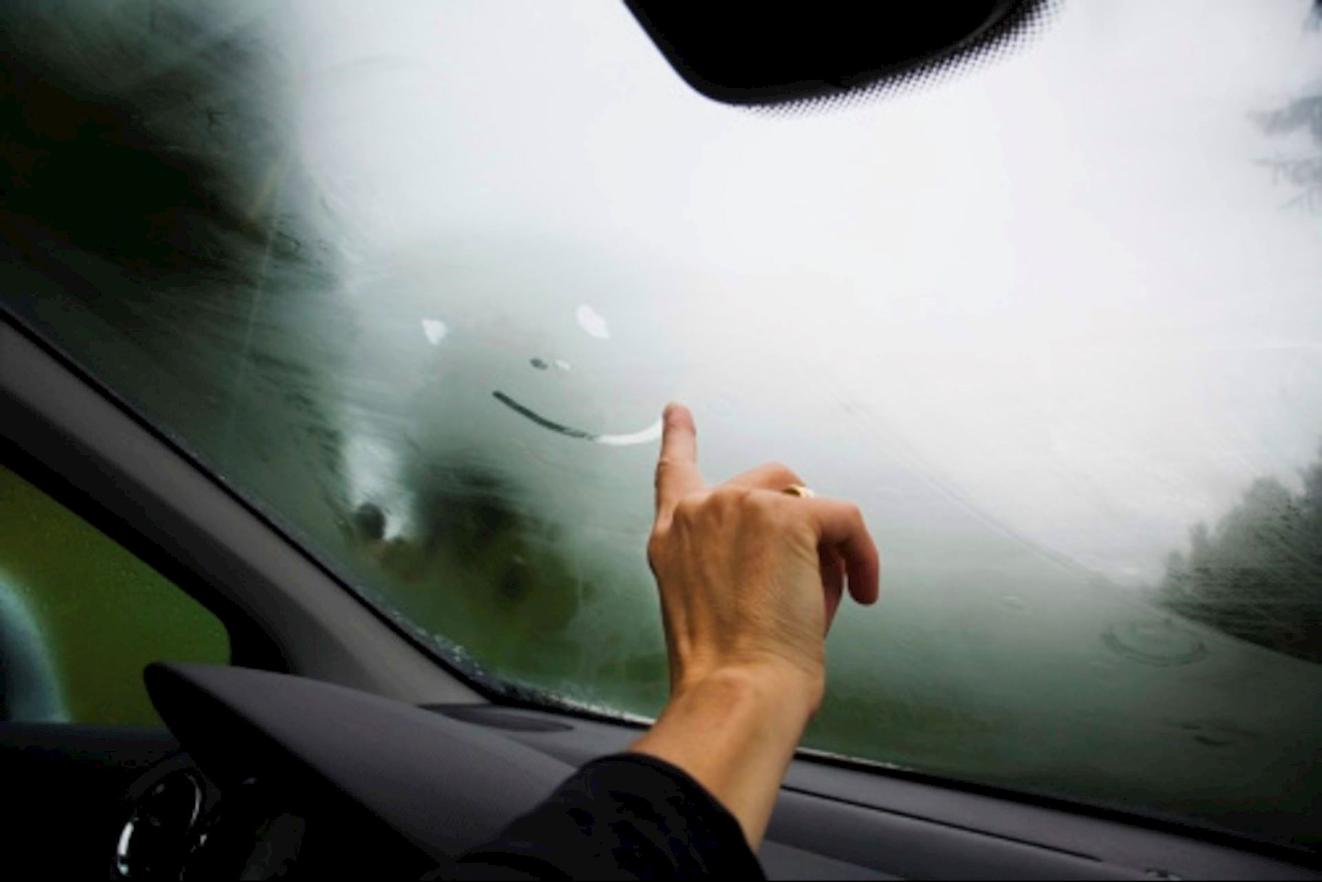 What Common Household Item Helps to Clear Foggy Windows?