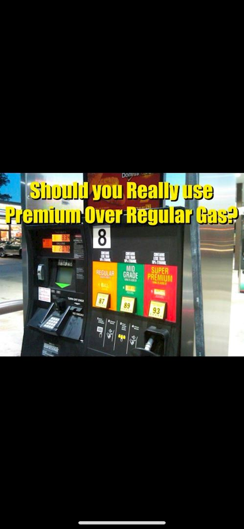 Should I Be Putting Expensive Gas In My Car?