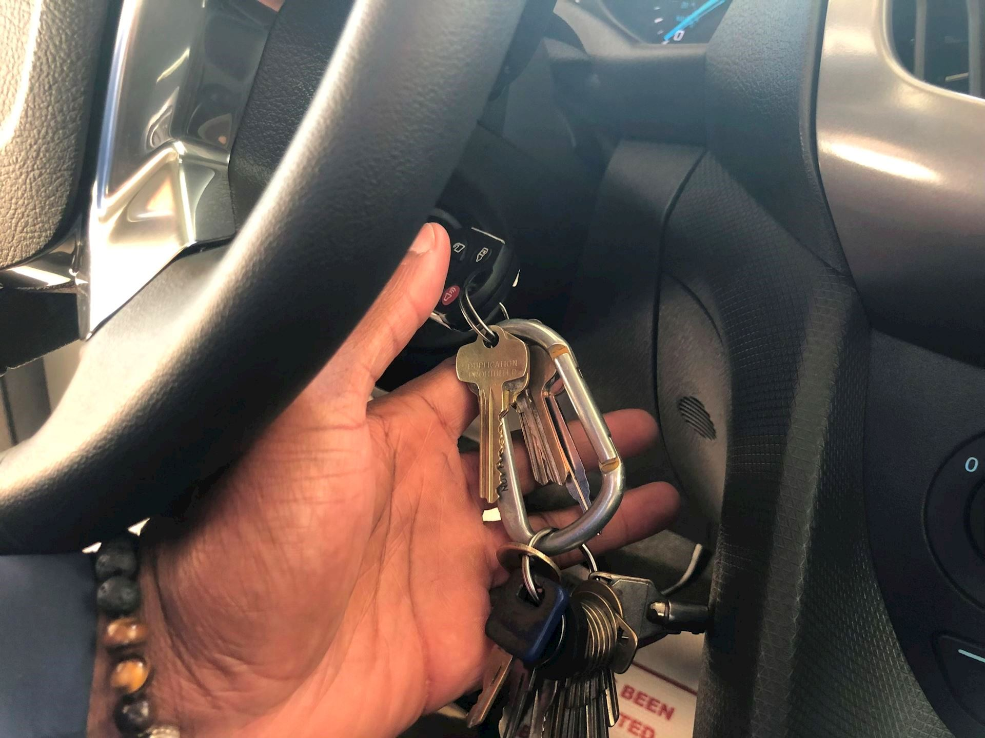 Why You Need To Lighten The Load On Your Car Keys