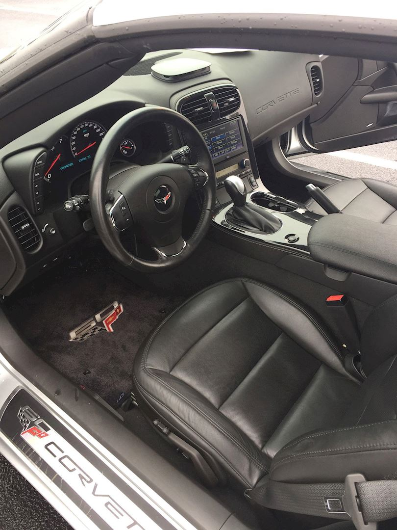 2013 Corvette!