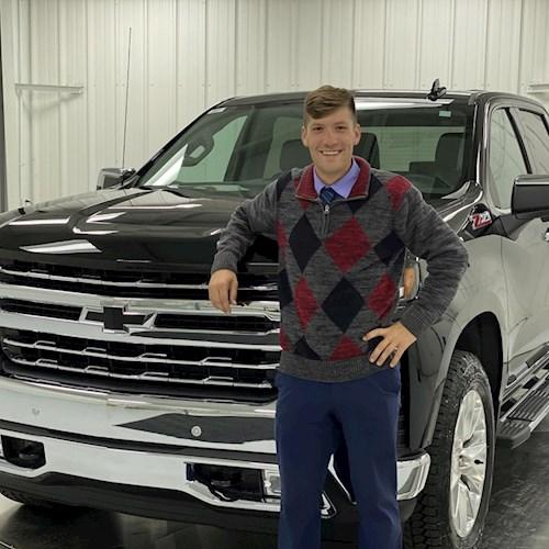Zach Pertuit Dan Cummins Chevrolet Buick