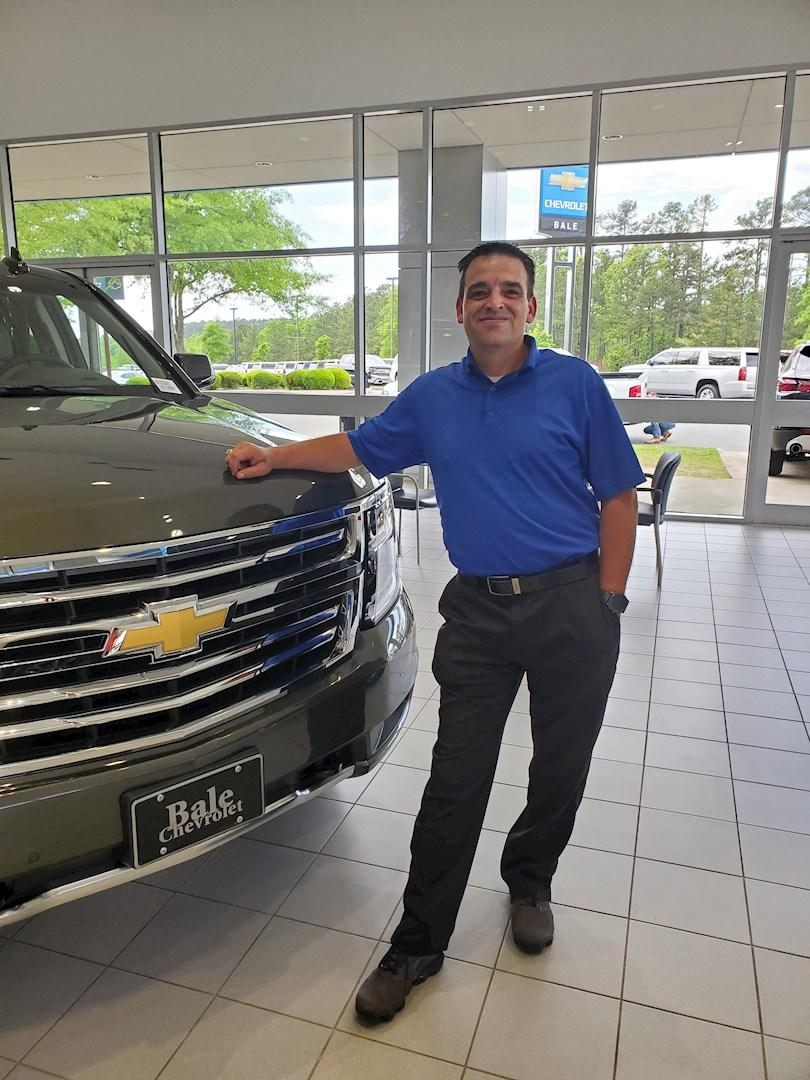 About Me Aj Benetz Bale Chevrolet